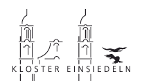 Logo Einsiedeln, Stiftsbibliothek