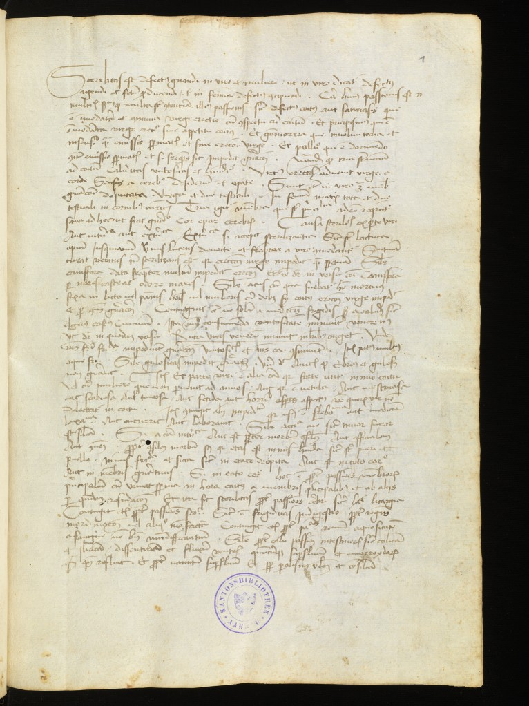 e-codices – Virtual Manuscript Library of Switzerland