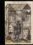 Gallen Genf Waadt Schweiz Suisse Original Stahlstich Tracht Trachten St Realistisch 1840
