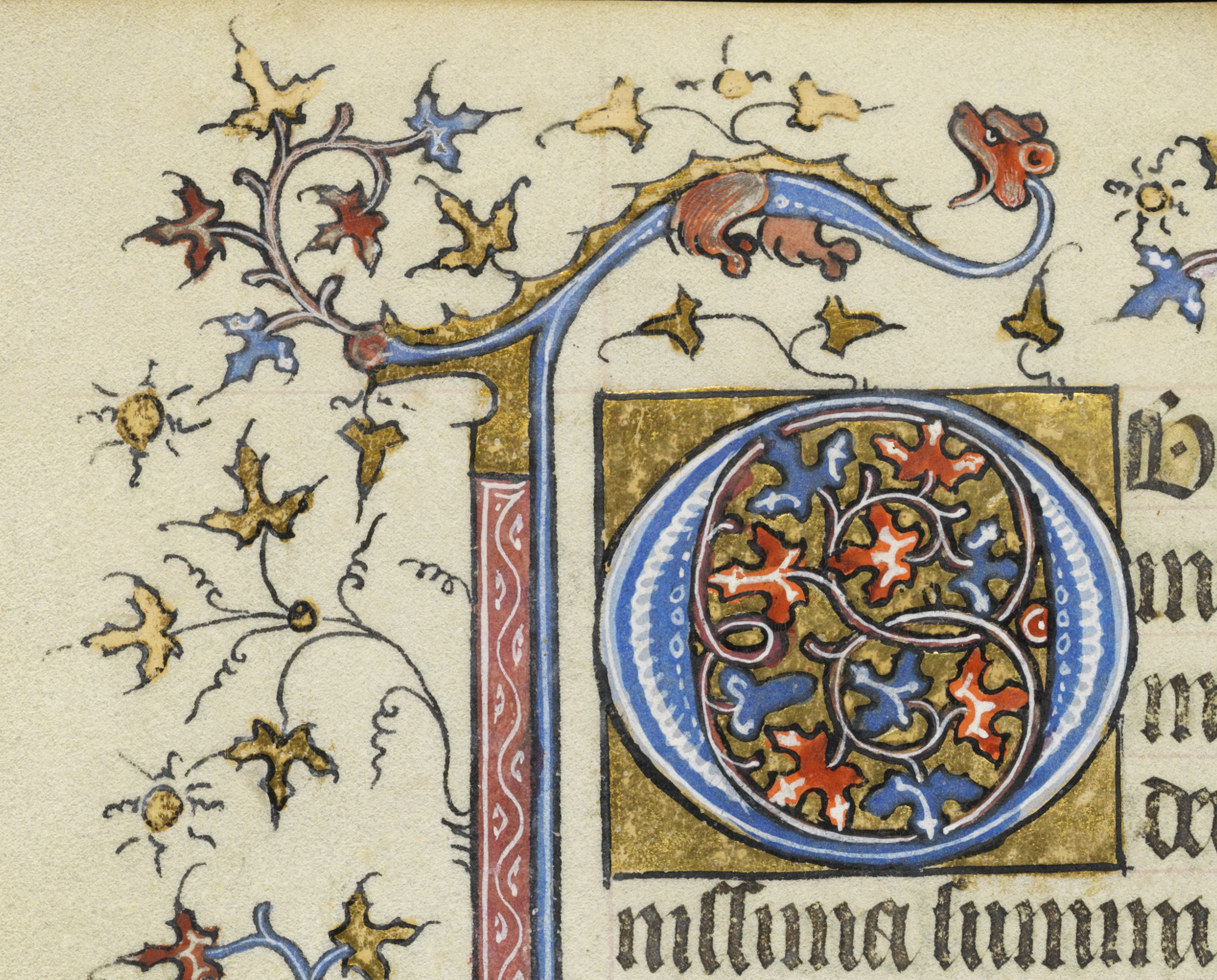 Book of hours from Paris