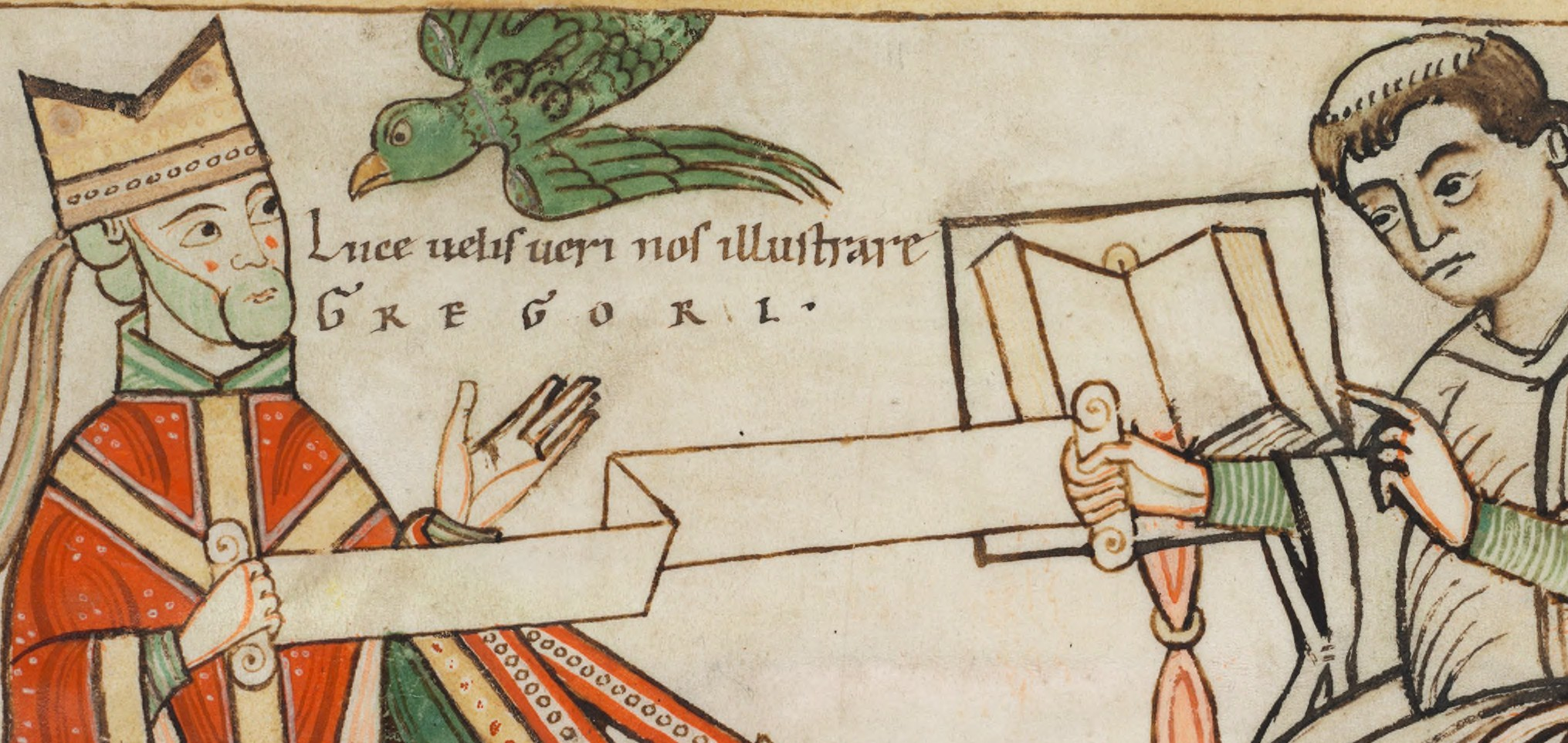 Medieval Texting