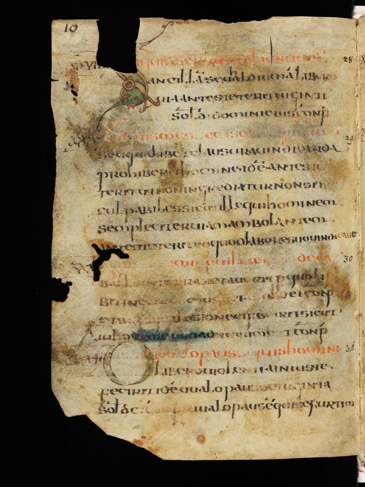 Cod. Sang. 730, p. 10