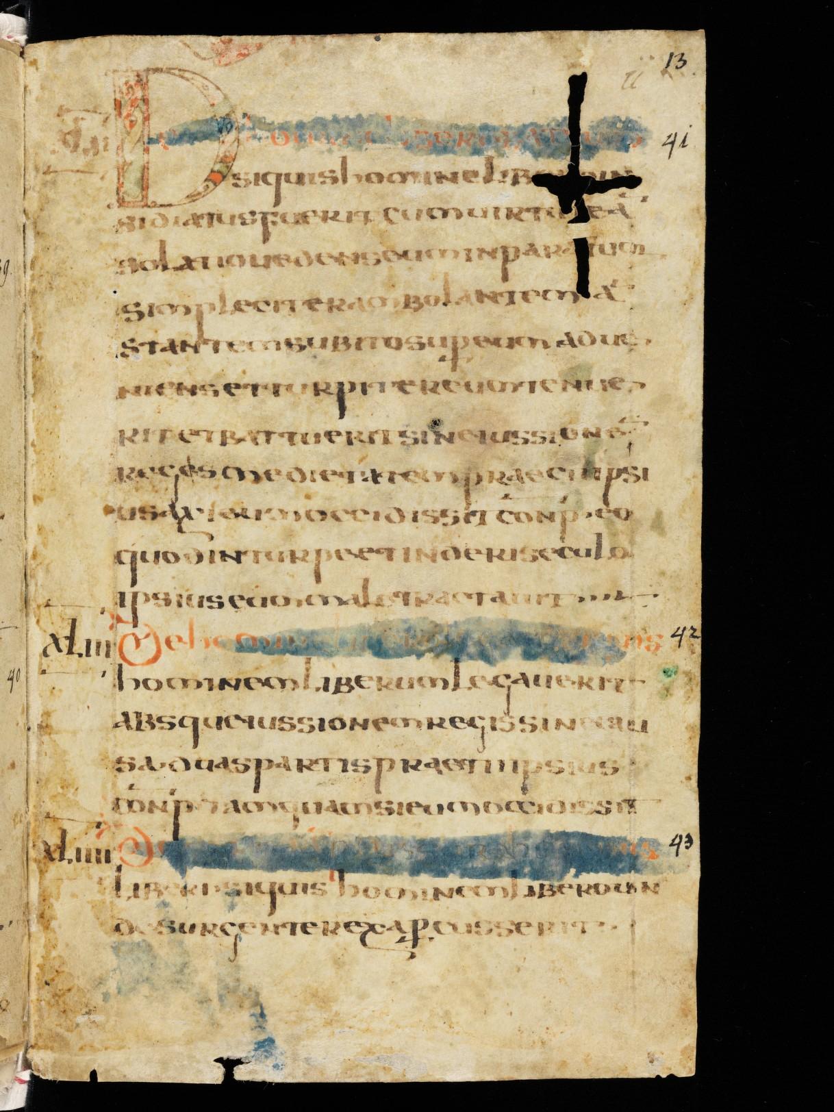 Cod. Sang. 730, p. 13