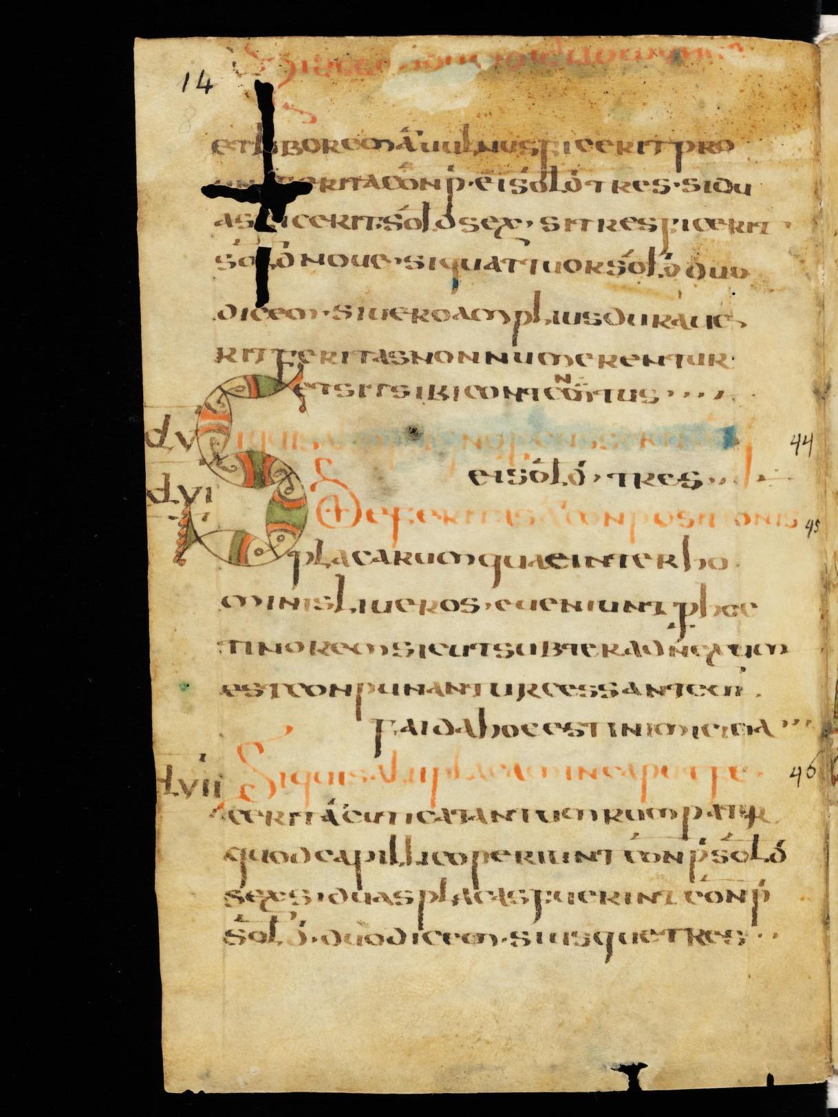 Cod. Sang. 730, p. 14