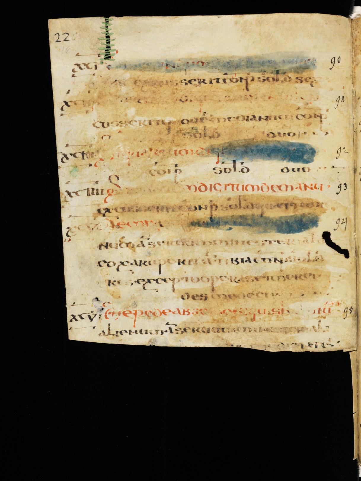 Cod. Sang. 730, p. 22