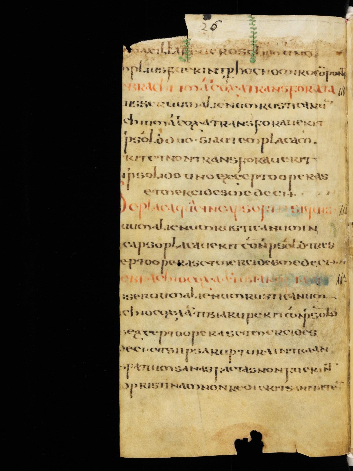Cod. Sang. 730, p. 26