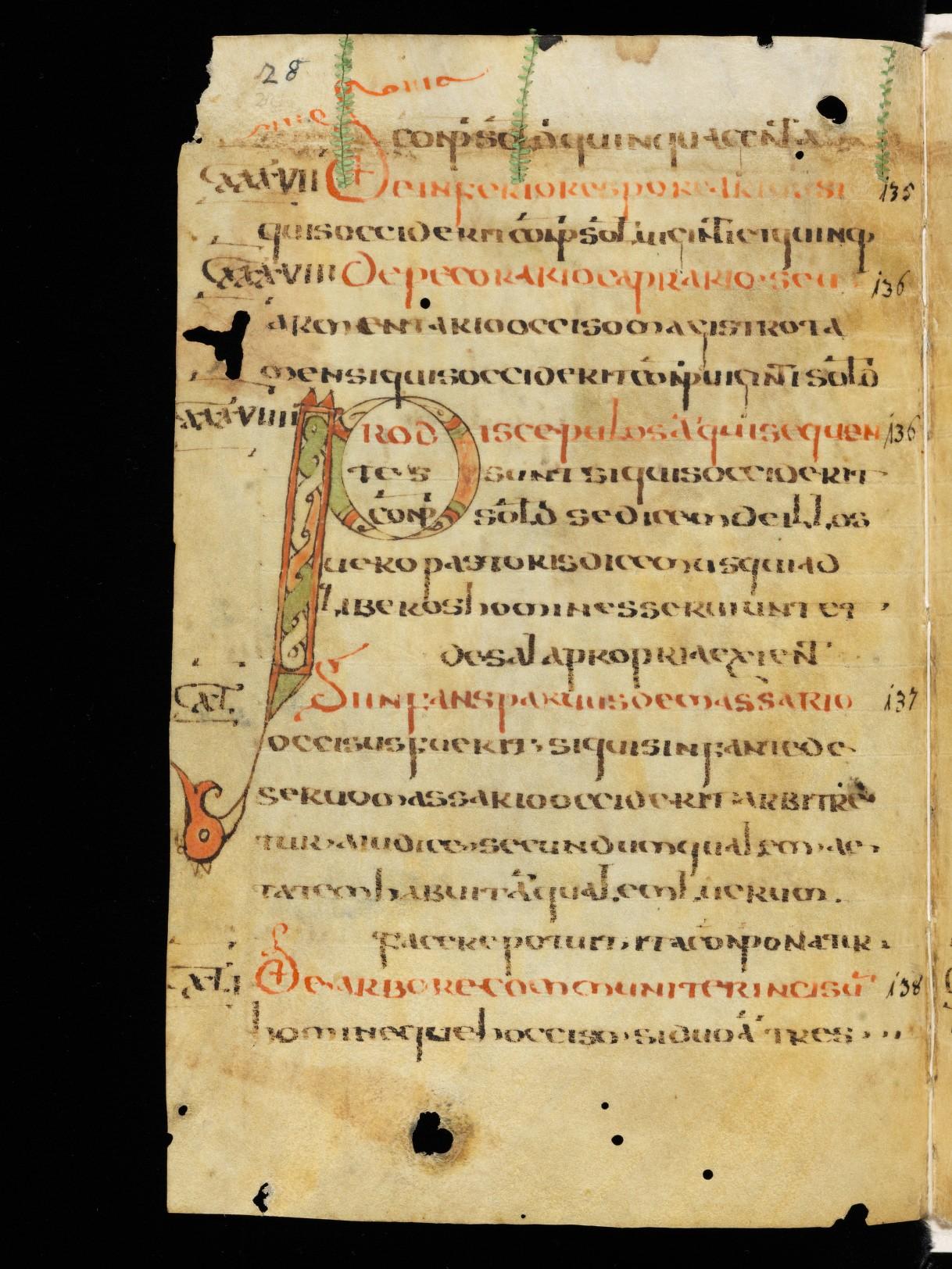 Cod. Sang. 730, p. 28