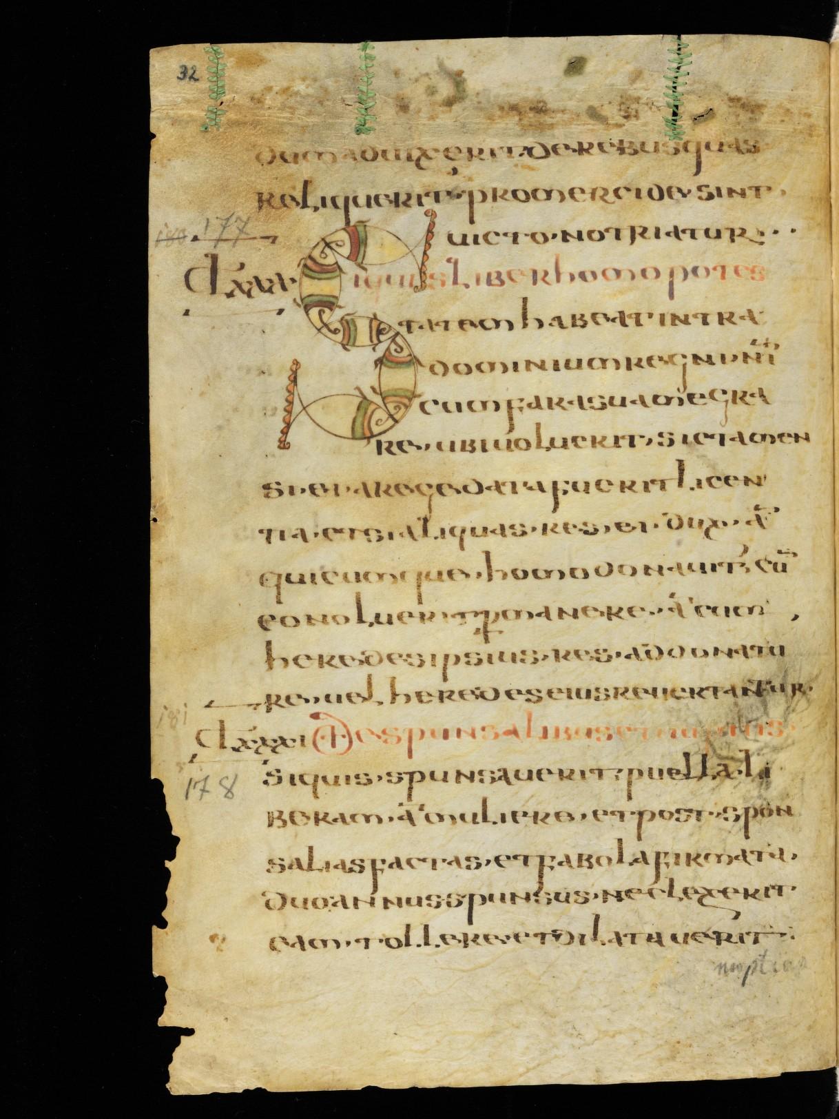 Cod. Sang. 730, p. 32