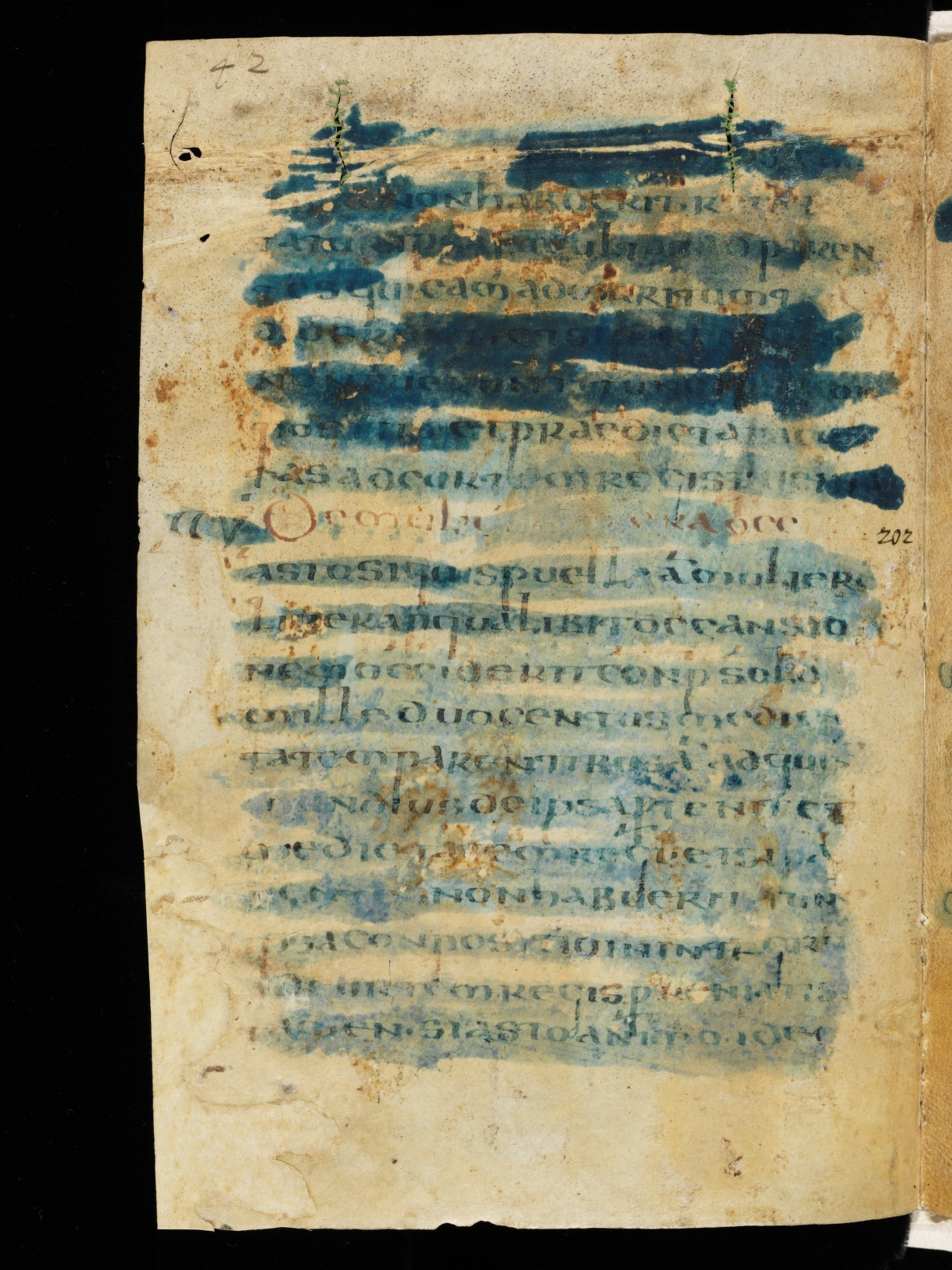 Cod. Sang. 730, p. 42