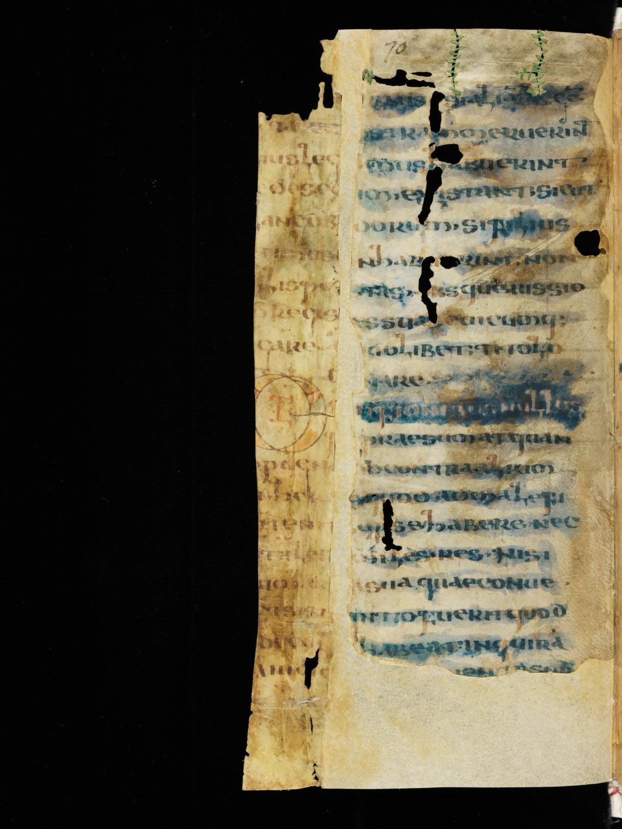 Cod. Sang. 730, p. 70