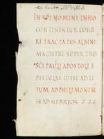Einsiedeln, Stiftsbibliothek, Ms. 182
