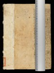 Ruler on binding